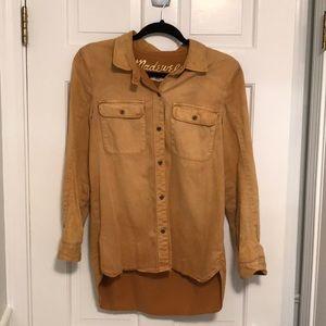 Madewell Button-up Shirt